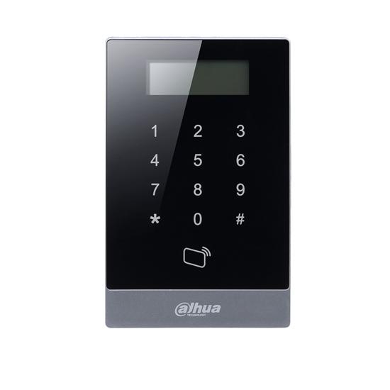 ASI1201A DAHUA  ΑΥΤΟΝΟΜΟΣ ΚΑΡΤΑΝΑΓΝΩΣΤΗΣ RFID TOUCH LCD