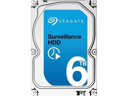 Εικόνα της SEAGATE SKYHAWK 6TB SEAGATE ΣΚΛΗΡΟΣ ΔΙΣΚΟΣ ST6000VX001