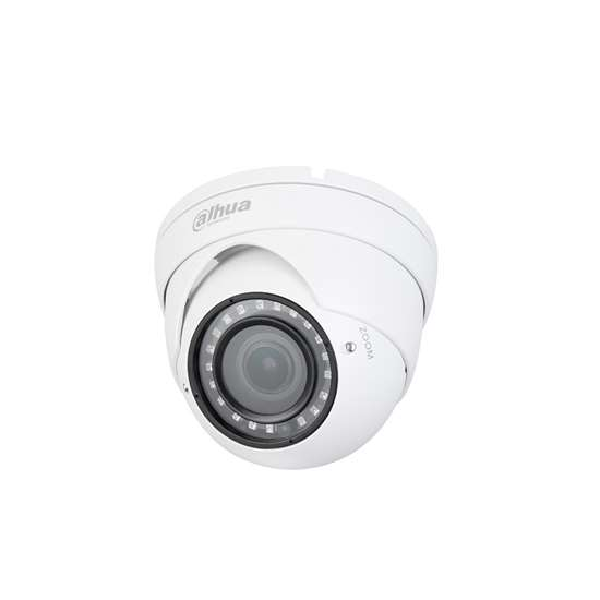 HAC-HDW1400RP-VF DAHUA HDCVI MISSILE DOME 4.0MP REALTIME 2.7-13.5MM LENS, IR30M METAL, IP67