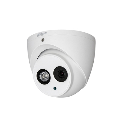 Εικόνα της ΗΑC-HDW2401EM-0360 DAHUA HDCVI-4M DOME 4.0MP, 3,6MM, 50M IR, TRUE WDR 120DB, ΥΒΡΙΔΙΚΗ, IP67, METAL
