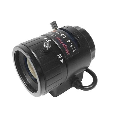 Εικόνα της ΦΑΚΟΣ DH-PLZ1030D DAHUA 3MP 2.7-12mm IR CORRECTED