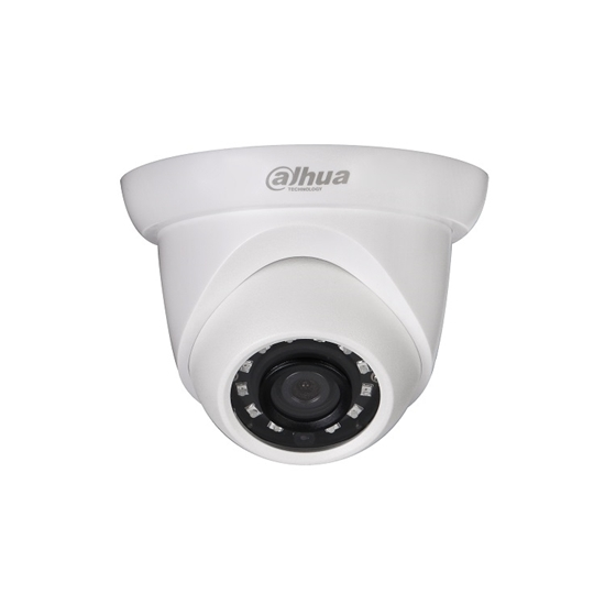 IPC-HDW1420S-0360 DAHUA IP DOME CAMERA 4.0MP, 3.6MM LENS, 30M IR, POE, IP67