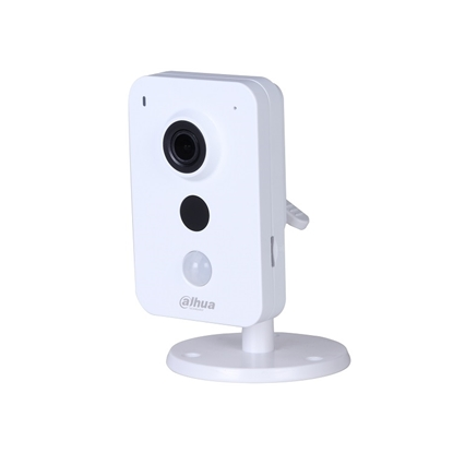 Εικόνα της IPC-K15-0280 DAHUA WIFI QUBE CAMERA 1.3MP, 2,8MM LENS, IR 10M, MICRO SD 128GB, PIR, ALARM IN/OUT, BUILT IN MIC, SPEAKER