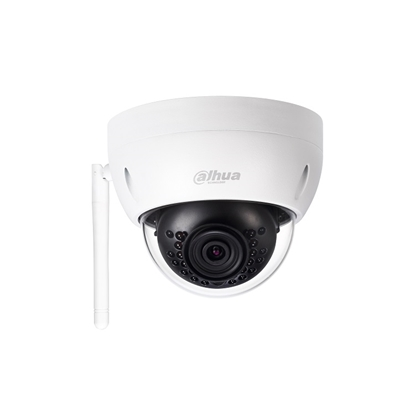 Εικόνα της IPC-HDBW1320E-W-0280 DAHUA IP WIFI MINI DOME 3.0MP 2.8MM LENS, 30M IR LEDS, SD 128GB, IP67, IK10