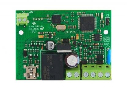 Εικόνα της EXT116s NOVA AΣΥΡΜΑΤOΣ ΔΕΚΤΗΣ 2WAY 868 MHz