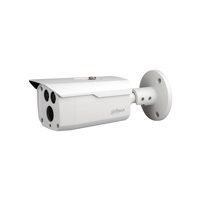 Εικόνα της HAC-HFW1100D-S3-0600 DAHUA CANNON HDCVI BULLET CAMERA 1.0MP, 80M IR LEDS, METAL, IP67