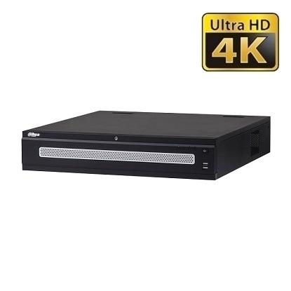 Εικόνα της NVR608-64-4KS2 DAHUA 64CH NETWORK RECORDER 4K 12.0M