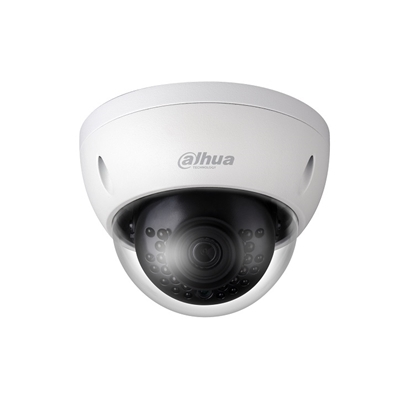 Picture of IPC-HDBW1431E-0280 DAHUA DOME VANDALPROOF 4MP IR 30m WDR IP67 H265