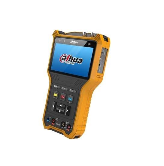 PFM905-E DAHUA CCTV TESTER H.265 QUADBRID HDCVI / CVBS / HDTVI / AHD