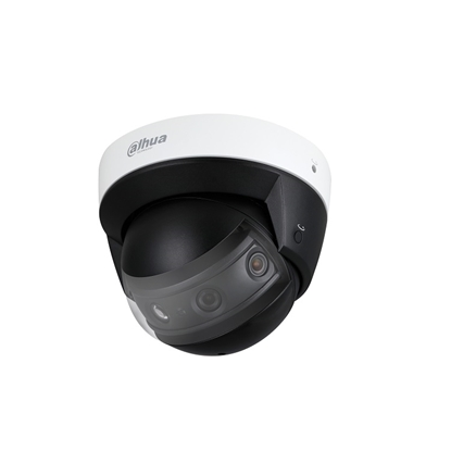 Picture of IPC-PDBW8800-A180 DAHUA DOME PANORAMIC 4 X 2MP IR 30M IP67 IK10 AUDIO IN/OUT 1/1 ALARM IN/OUT 2/2 H265
