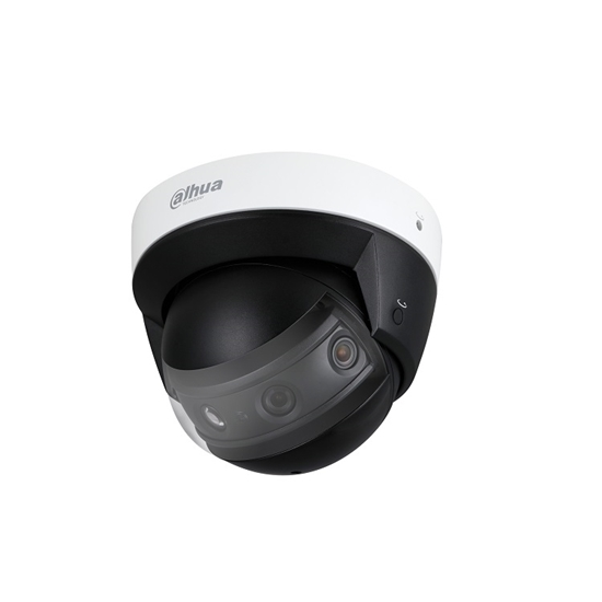 IPC-PDBW8800-A180 DAHUA DOME PANORAMIC 4 X 2MP IR 30M IP67 IK10 AUDIO IN/OUT 1/1 ALARM IN/OUT 2/2 H265