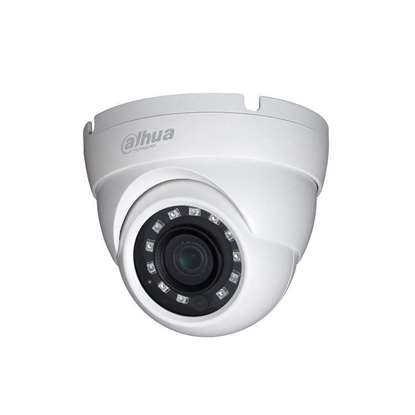 Εικόνα της HAC-HDW2401M-0280 DAHUA HDCVI DOME 4.0MP 2.8MM LENS, 30M IR LEDS, TRUE WDR 120dB, IP67, HYBRID
