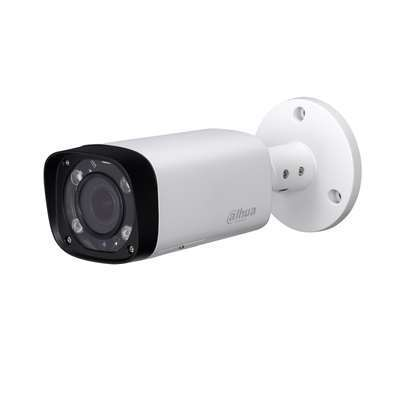 Εικόνα της IPC-HFW2431R-ZS-IRE6 DAHUA IP BULLET 4.0MP VARIFOCAL MOTOR ZOOM 2,7-13.5MM, IR 60M, WDR 120dB, IP67 MICROSD 128GB H265