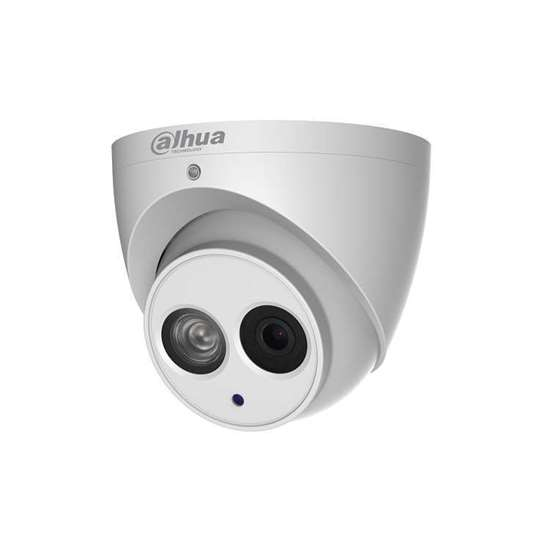IPC-HDW4231EM-ASE-0360 DAHUA IP DOME STARLIGHT 2.0MP 3.6MM LENS TRUE WDR 120DB 50M IR LEDS  BUILT IN MIC  VIDEO ANAL  ePOE, H265