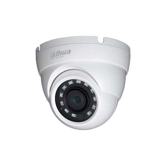 HAC-HDW2231M-0360 DAHUA HDCVI CAMERA DOME 2.0MP, 3.6MM LENS, 30M IR LEDS, STARLIGHT WDR 120DB, IP67
