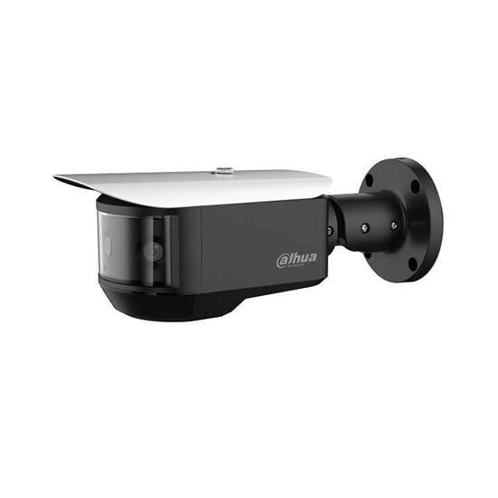 HAC-PFW3601-A180 DAHUA BULLET 3 X 2MP PANORAMIC 180° IR 30M  IK10 IP67 IR20m  AUDIO IN/OUT 1/1 ALARM IN/OUT 2/1 STARLIGHT H265