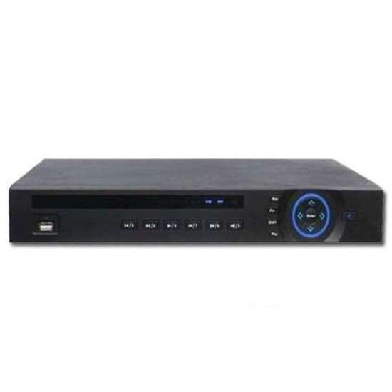 HCVR5204A DAHUA HDCVI 4CH 1,4MP 720P 4AUDIO 3 AL. 2HDD