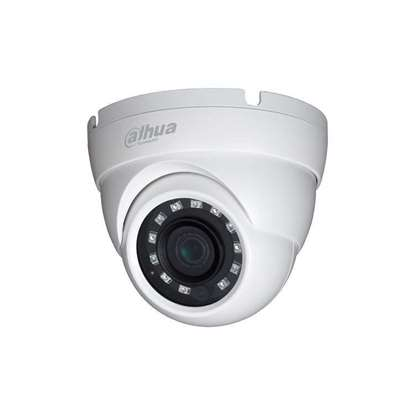 Picture of HAC-HDW1000M-S3-0360 DAHUA HDCVI DOME CAMERA 1,0MEGAPIXEL METAL 3.6MM LENS 20M IR LEDS