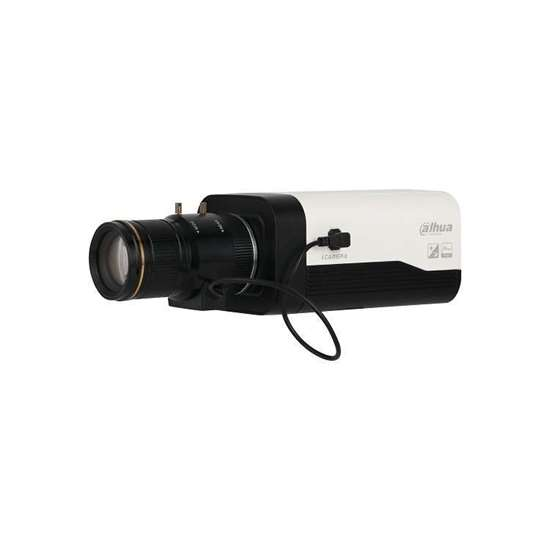 IPC-HF8242F-FR DAHUA 2MP BOX CAMERA FACE RECOGNITION AUDIO IN/OUT 2/1 BUILT IN MIC ALARM IN/OUT 2/2 STARLIGHT H265