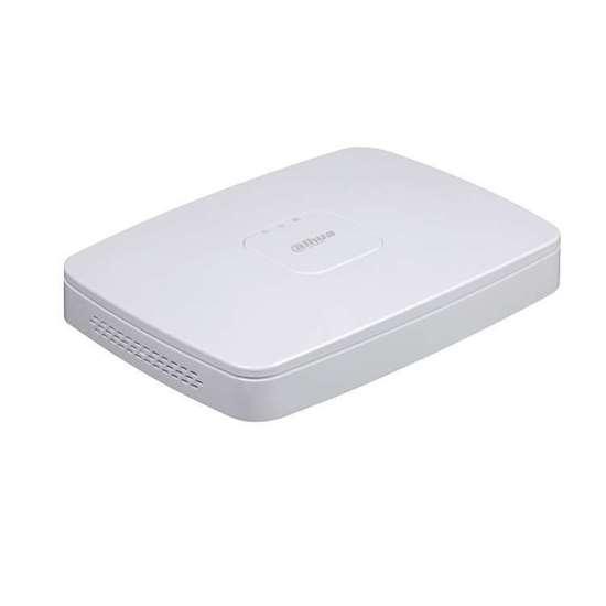 NVR2108-8P-4KS2 DAHUA NVR 8CH 8 POE PORTS 8.0MP 80Mbps H264+, 1HDD 6TB