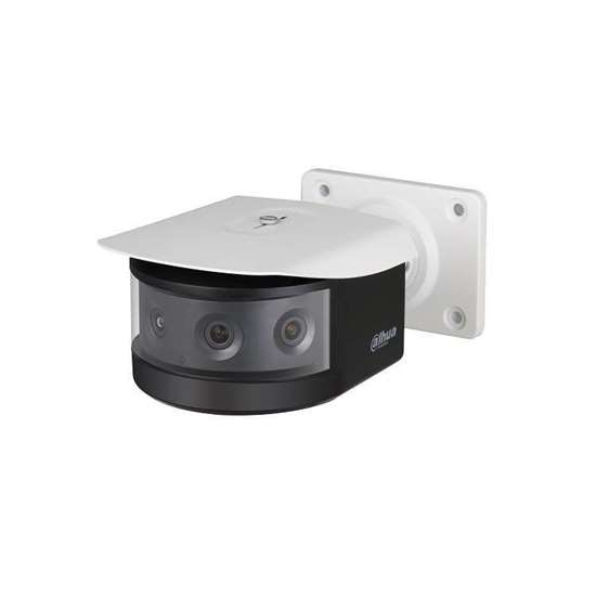 IPC-PFW8802-A180-H DAHUA PANORAMIC IP 4 X 2MP AUDIO IN/OUT 1/1 ALARM IN/OUT 2/2 HEATER  IK10 IP67  H265