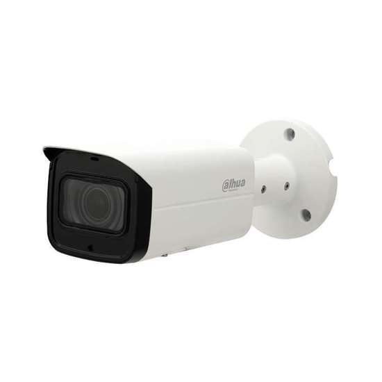 IPC-HFW2231T-ZAS DAHUA IP BULLET 2.0MP VARIFOCAL MOTOR ZOOM 2,7-13,5MM, STARLIGHT IR 60M,AUDIO IN/OUT 1/1, WDR 120dB,MICRO SD, IP67,H265