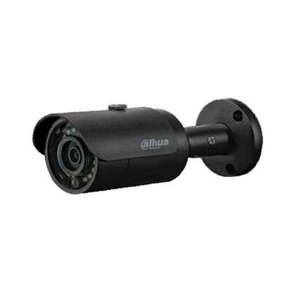 Εικόνα της IPC-HFW1230S-0280B-BLACK  DAHUA BULLET 2MP IR 30m IP67 H265