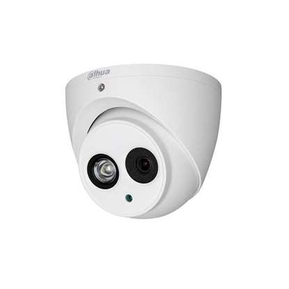 Εικόνα της HAC-HDW1500EM-A-0280B DAHUA HDCVI DOME 5.0MP REALTIME  2.8MM LENS, IR50M METAL, IP67 BUILT IN MIC