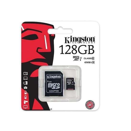 DC1G128 KINGSTON MICRO SD CARD 128GB
