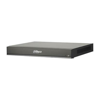 Εικόνα της NVR5432-16P-I DAHUA IP RECORDER AI 32CH 16POE 12.0MP 320MBPS FACE RECOGNITION,PERIMETER PROTECTION 4HDD 32TB, AUDIO IN/OUT 1/1,ALARM IN/OUT 16/6