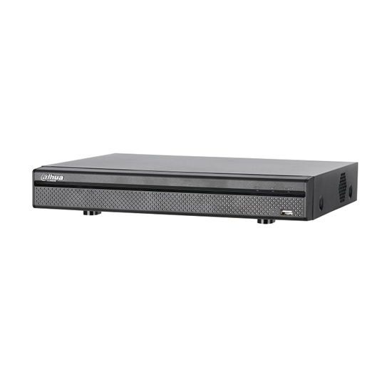 XVR5104H-4M DAHUA HDCVI PENTABRID 4+2CH RECORDER 4MP 15FPS, 1080P 30FPS, AUDIO IN/OUT 1/1, 1 HDD 8TB, CVI, TVI, AHD