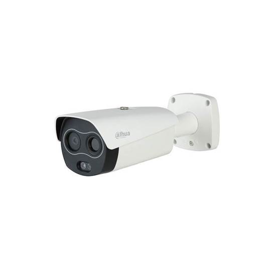 TPC-BF2221P-B7F8 DAHUA ΘΕΡΜΙΚΗ ΚΑΜΕΡΑ LENS 7ΜΜ IP67 AUDIO IN/OUT 1/1, ALARM IN/OUT 2/2 IVS SUPPORTS FIRE DETECTION & ALARM