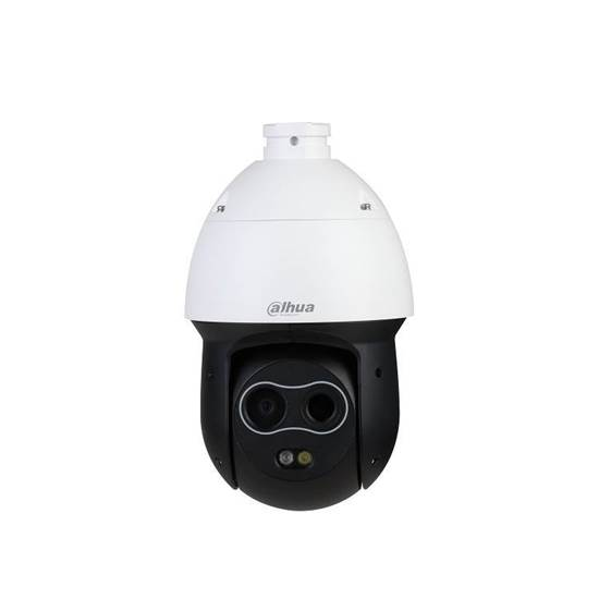 TPC-SD2221-B3F4 DAHUA ΘΕΡΜΙΚΗ ΚΑΜΕΡΑ LENS 3.5ΜΜ IP67 AUDIO IN/OUT 1/1, ALARM IN/OUT 2/1 IVS SUPPORTS FIRE DETECTION & ALARM H265
