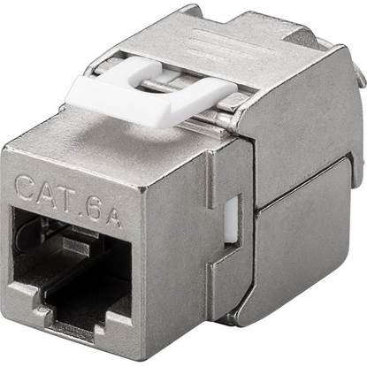 Εικόνα της KEY-6AS-TL KEYSTONE CAT6A STP TOOLESS