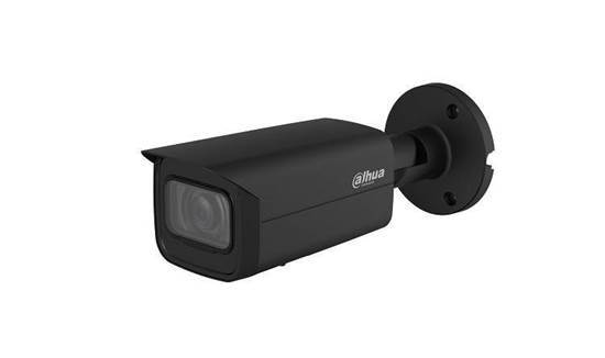 IPC-HFW5241T-ASE-0280B-BLACK DAHUA BULLET CAMERA AI IVS 2MP 2.8MM IR 80M ALARM IN/OUT 1/1 AUDIO IN/OUT 1/1 STARLIGHT IP67  MICRO SD