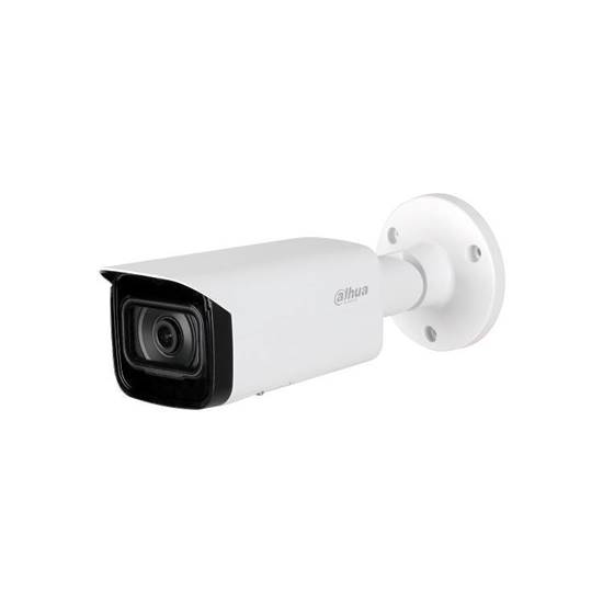 IPC-HFW5241T-ASE-0280B DAHUA BULLET CAMERA AI IVS 2MP 2.8MM IR 80M ALARM IN/OUT 1/1 AUDIO IN/OUT 1/1 STARLIGHT IP67  MICRO SD