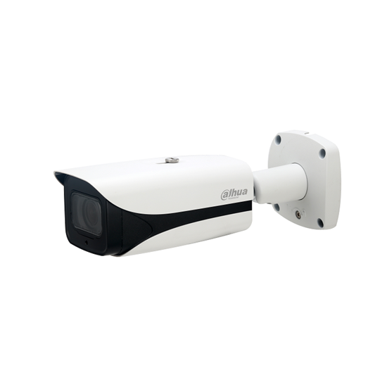 IPC-HFW5442E-ZE DAHUA BULLET CAMERA AI IVS 4MP MOTORIZED 2.7MM-12MM IR 50M WDR 140 dB ALARM 2/1 AUDIO 1/1 STARLIGHT IP67  MICRO SD IK10
