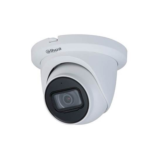IPC-HDW3441TM-AS-0280B DAHUA IP LITE AI  DOME 4MP 2.8MM STARLIGHT WDR IR50M BUILT IN MIC MICRO SD IP67