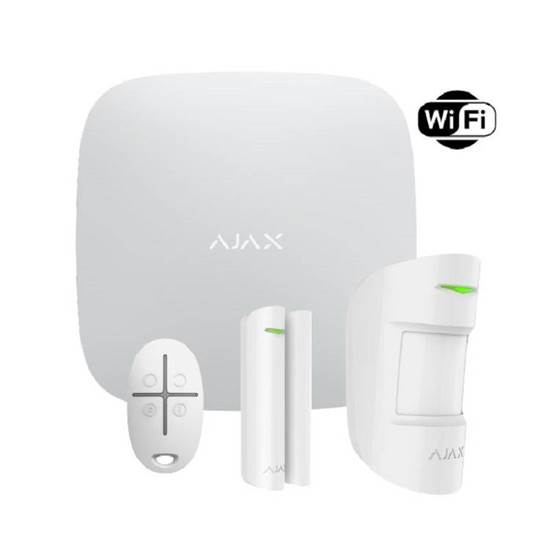 AJAX STARTER KIT PLUS WHITE