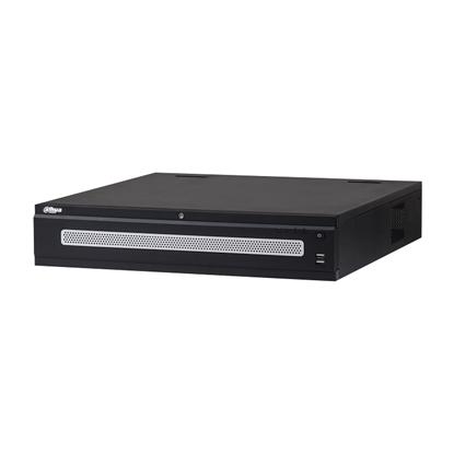 Εικόνα της NVR608-128-4KS2 DAHUA 128CH NETWORK RECORDER 4K 12.0M 384MBPS INPUT H265 8HDD