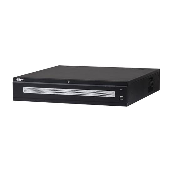NVR608-128-4KS2 DAHUA 128CH NETWORK RECORDER 4K 12.0M 384MBPS INPUT H265 8HDD