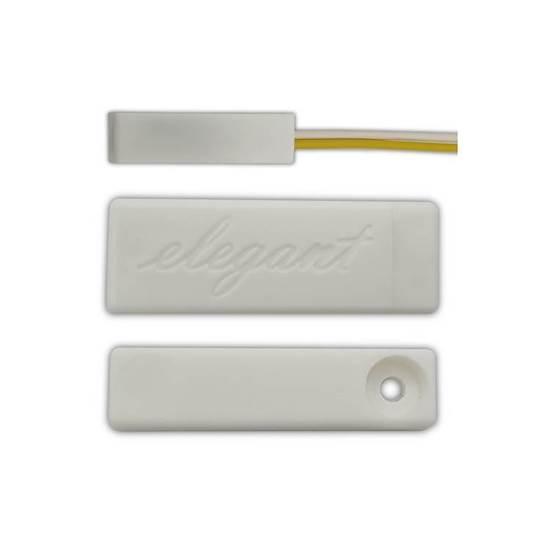 ELEGANT 2019 White Smart 4,7KΩ NC NOVA.