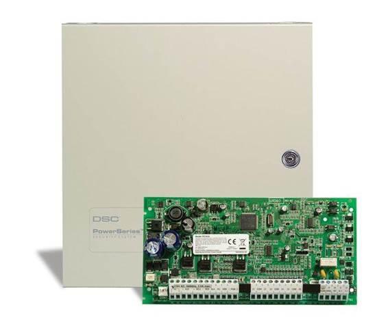 PC1616NKE - DSC ΥΒΡΙΔΙΚΟΣ ΠΙΝΑΚΑΣ POWER SERIES - 6 ΕΩΣ 16 ΕΝΣΥΡΜΑΤΩΝ ΖΩΝΩΝ