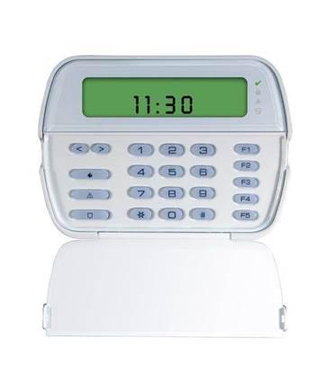 Εικόνα της PK5501E1 -DSC  ΕΝΣΥΡΜΑΤΟ ΠΛΗΚΤΡΟΛΟΓΙΟ LCD ICON 64 ΖΩΝΩΝ POWER SERIES