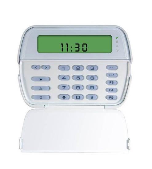 PK5501E1 -DSC  ΕΝΣΥΡΜΑΤΟ ΠΛΗΚΤΡΟΛΟΓΙΟ LCD ICON 64 ΖΩΝΩΝ POWER SERIES