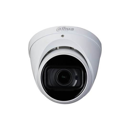 HAC-HDW1801T-Z-A-27135 DAHUA CVI DOME MOTORIZED VARIFOCAL CAMERA 8MP IRLENS 60m BUILT IN MIC IP67
