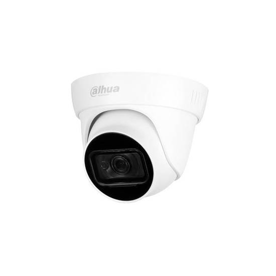 HAC-HDW1800TL-A-0280B DAHUA HDCVI DOME 8.0MP 2.8MM LENS, IR30M IP67 BUILT IN MIC