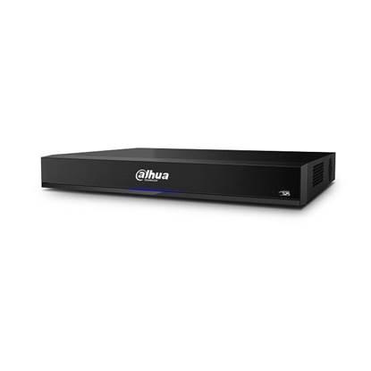 Εικόνα της XVR7208A-4K-I2 DAHUA HDCVI 8+8CH AI RECORDER 4K 15FPS,5MP 20FPS,4MP 25FPS, AUDIO 4/1, ALARM 8/3 HDD 2 Χ10TB
