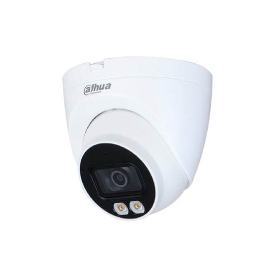 IPC-HDW2439T-AS-LED-0280B-S2 DAHUA DOME  FULL-COLOR IP 4MP 2.8 LENS IP67 WDR 120DB BUILT IN MIC MICRO SD H265