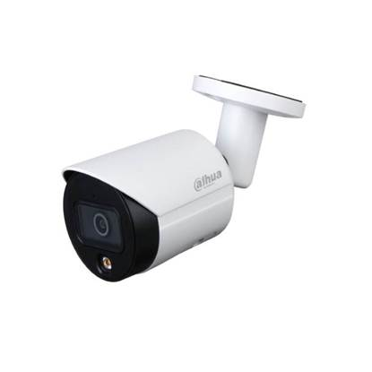 Εικόνα της IPC-HFW2239S-SA-LED-0280B-S2 DAHUA BULLET FULL-COLOR IP  2.8 LENS IP67, 30M LED DISTANCE  BUILT IN MIC MICRO SD H265